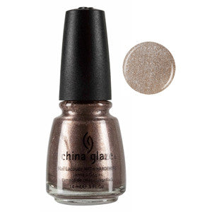 Swing Baby China Glaze Champagne Shimmer Nail Varnish