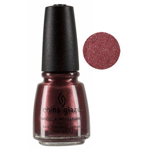 Hey Doll China Glaze Mauve Shimmer Nail Varnish