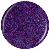 First Class Ticket China Glaze Deep Purple Shimmer Nail Varnish