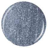 Jitterbug China Glaze Silver Glitter Nail Varnish