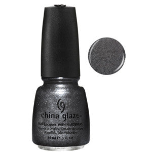 Stone Cold China Glaze Grey Matte Nail Varnish