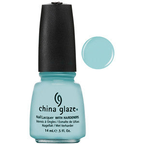 Kinetic Candy China Glaze Green Blue Nail Varnish