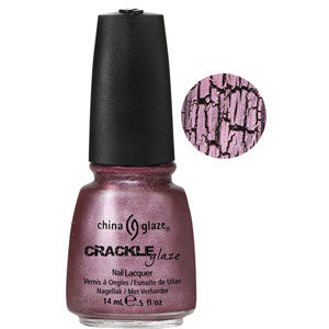 Haute Metal China Glaze Copper Crackle Nail Varnish