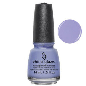 Secret Peri Winkle China Glaze Lilac Nail Varnish