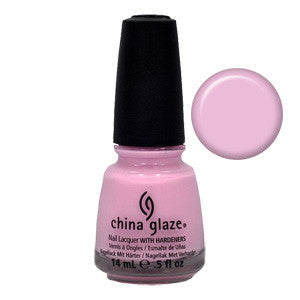 Something Sweet China Glaze Soft Pink Nail Varnish