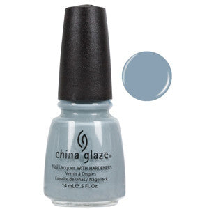 Sea Spray China Glaze Blue Nail Varnish