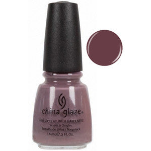 Below Deck China Glaze Mauve Nail Varnish
