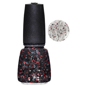 Get Carried Away China Glaze Glitter Nail Varnish