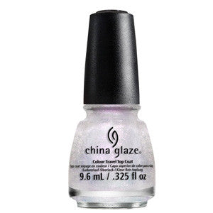 Travel In Colour China Glaze Iridescent Top Coat