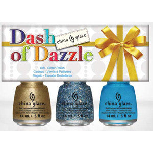 Dash of Dazzle Pack China Glaze Nail Varnish