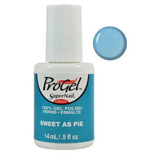 Sweet as Pie Bright Blue ProGel UV LED Gel Polish 14ml