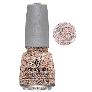 Light As A Feather China Glaze Feathered Finish Nail Varnish