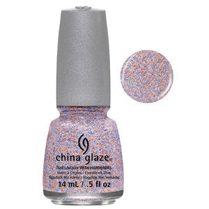 All A Flutter China Glaze Feathered Finish Nail Varnish
