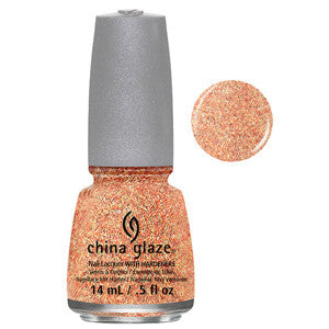 Flying South Particles China Glaze Feathered Finish Nail Varnish