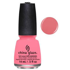 Petal To The Metal China Glaze Pink Coral Nail Varnish