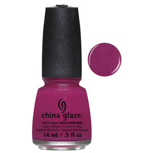 Dune Our Thing China Glaze Berry Nail Varnish