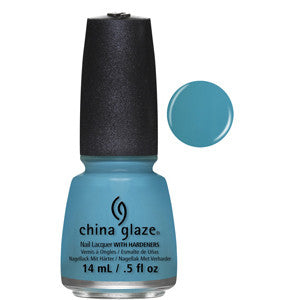 Wait 'N Sea China Glaze Aqua Blue Nail Varnish