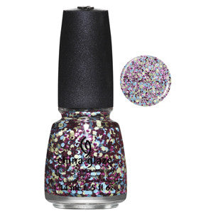 I'm A Go Glitter China Glaze Glitter Nail Varnish
