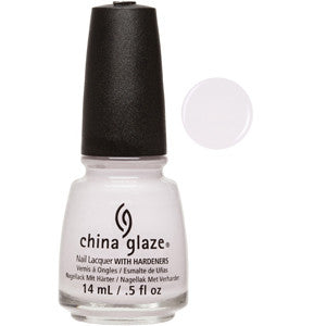 Carpe Diem China Glaze Light Lavender Nude Nail Varnish
