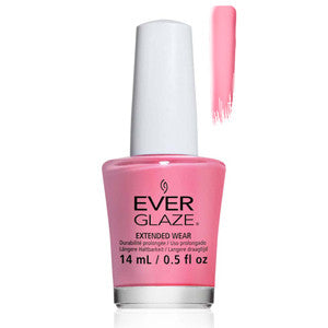 Honeysuckle Everglaze Extender Wear Warm Soft Pink Nail Varnish