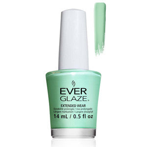 Mint-Ality Everglaze Extender Wear Mint Nail Varnish