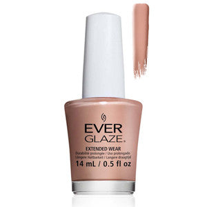 Beach Beige Everglaze Extender Wear Sandy Beige Nail Varnish