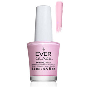 Lil Bou-tique Everglaze Extender Wear baby Powder Pink Nail Varnish
