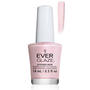 Rosewater Everglaze Extender Wear Blush Pink Nail Varnish