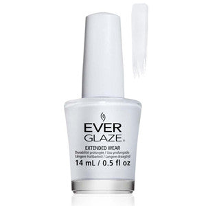White Noise Everglaze Extender Wear White Nail Varnish