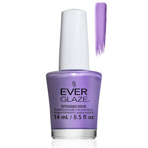 I Lilac It Everglaze Extender Wear Lilac Nail Varnish