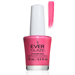 Faux Your Love Everglaze Extender Wear Sweet Pink Nail Varnish