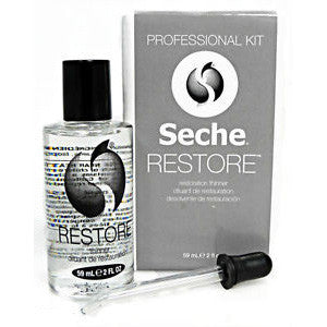 Thinners Restore Prof 2oz Seche Professional for thinning nail polish / varnish