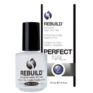 Rebuild Seche to strengthen weak, thin nails