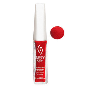 China Glaze Roll Out The Red Striper 8ml