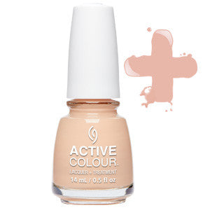 A Nude Awakening Active Colour China Glaze Nail Varnish