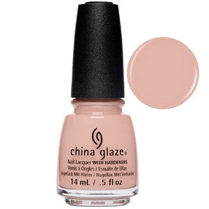 Note To Selfie China Glaze Dusty Rose Nail Varnish