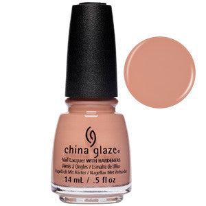 A Whole Latte China Glaze Nude Nail Varnish From China Glaze Nudes Collection