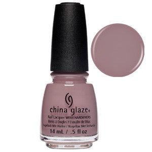 Head To Taupe China Glaze Deep Taupe Nail Varnish