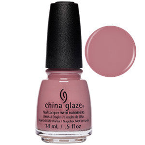 Kill The Lights China Glaze Pink Beige Nail Varnish