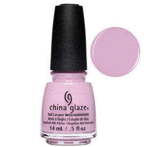 Are You Orchid-ing Me China Glaze Soft Pink Nail Varnish
