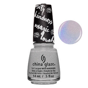 I See Ponies China Glaze Hologrphic Chrome Nail Varnish