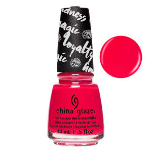 Applejack Of My Eye China Glaze Red Orange Nail Varnish