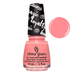 Sweet As Pinkie Pie China Glaze Pastel Pink Nail Varnish