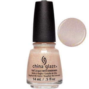 Queen Please China Glaze Glitter Nail Varnish