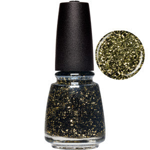 Do You Boo China Glaze Glitter Nail Varnish
