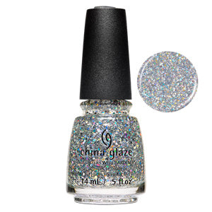 Disco Ball Drop China Glaze Nail Varnish 14ml