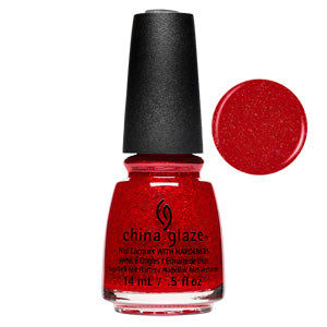 Sparkle On China Glaze Nail Varnish 14ml