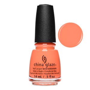 Pilates Please China Glaze Nail Varnish 14ml