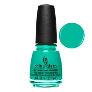 Activewear, Don't Care China Glaze Nail Varnish 14ml