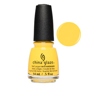Werk It Honey China Glaze Nail Varnish 14ml